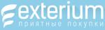 Exterium, интернет-магазин