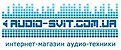 Audio-Svit, интернет-магазин