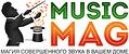 MusicMag, интернет-магазин