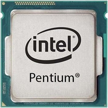 Фото Intel Pentium G4600 Kaby Lake-S 3600Mhz, L3 3072Kb (BX80677G4600, BXC80677G4600, CM8067703015525)