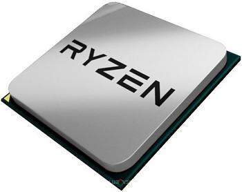 Фото AMD Ryzen 5 1400 Summit Ridge 3200Mhz, L3 8192Kb (YD1400BBAEBOX, YD1400BBM4KAE)