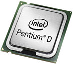 Фото Intel Pentium D 915 Presler 2800Mhz, L2 4069Kb (BX80553915, BX80553915R, HH80553PG0724MN)