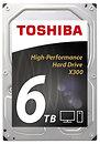 Фото Toshiba X300 6 TB (HDWE160)