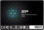 Фото Silicon Power Slim S55 120 GB (SP120GBSS3S55S25)