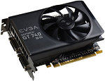 Фото EVGA GeForce GT 740 1085MHz (01G-P4-3743-KR)