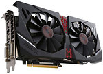 Фото Asus STRIX-R9380-DC2-2GD5-GAMING 990MHz