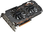 Фото Gigabyte Radeon R9 390X Windforce 2X Gaming 1060MHz (GV-R939XG1 GAMING-8GD)