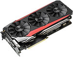 Фото Asus STRIX-GTX980TI-DC3-6GD5-GAMING 1075MHz (90YV08J1-M0NM00)