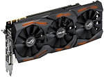 Фото Asus GeForce GTX 1070 OC ROG Strix 8GB 1657MHz (ROG STRIX-GTX1070-O8G-GAMING)