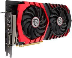 MSI GeForce GTX 1060 Gaming X 6GB 1594MHz (GeForce GTX 1060 GAMING X 6G)