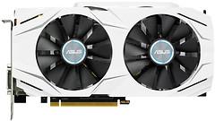 Asus GeForce GTX 1060 OC Dual 6GB 1594MHz (DUAL-GTX1060-O6G)