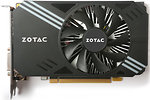 Фото Zotac GeForce GTX 1060 Mini 1708MHz (ZT-P10600A-10L)