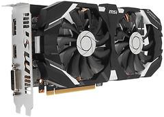 MSI GeForce GTX 1060 OC 3GB 1759MHz (GeForce GTX 1060 3GT OC)