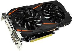 Gigabyte GeForce GTX 1060 Windforce OC 3GB 1797MHz (GV-N1060WF2OC-3GD)