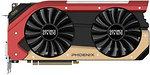 Фото Gainward GeForce GTX 1070 Phoenix GS 8GB 1835MHz (426018336-3682)