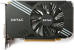 Фото Zotac GeForce GTX 1060 1708MHz (ZT-P10610A-10L)
