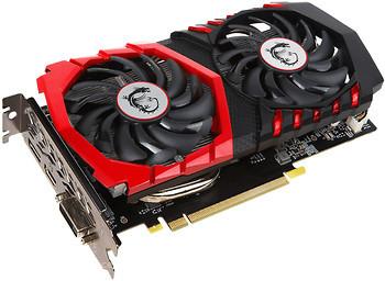 Фото MSI GeForce GTX 1050 Ti Gaming X 4GB 1379MHz (GeForce GTX 1050 TI GAMING X 4G)