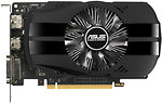 Фото Asus GeForce GTX 1050 Ti Phoenix 4GB 1290MHz (PH-GTX1050TI-4G)