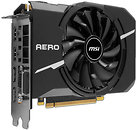 Фото MSI GeForce GTX 1060 Aero ITX OC 3GB 1759MHz (GEFORCE GTX 1060 AERO ITX 3G OC)