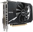 Фото MSI GeForce GTX 1050 Ti Aero ITX 4G OC 1341MHz