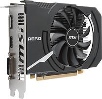 MSI Radeon RX 550 Aero ITX OC 2GB 1203MHz (Radeon RX 550 AERO ITX 2G OC)