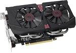Фото Asus GeForce GTX 1060 OC Strix 6GB 1569MHz (STRIX-GTX1060-DC2O6G)