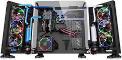 Thermaltake Core P7 Tempered Glass Black w/o PSU (CA-1I2-00F1WN-00)
