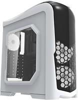 GameMax G539-W White RGB w/o PSU