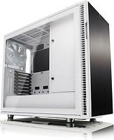 Фото Fractal Design Define R6 TG White w/o PSU (FD-CA-DEF-R6-WT-TG)
