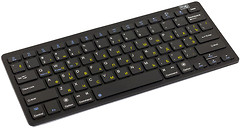 HQ-Tech KB-105BT Black Bluetooth