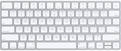 Apple A1644 Magic Keyboard White USB (MLA22)