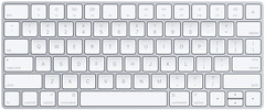 Apple Magic Keyboard and Mouse White USB (MLA02RS/A)