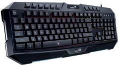 Genius Scorpion K20 Black USB