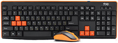 HQ-Tech KM-32RF Orange-Black USB