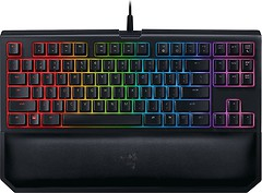 Фото Razer BlackWidow Tournament Edition Chroma V2 Green Switch Black USB (RZ03-02190100-R3M1)