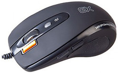 Hi-Rali HI-M8700GX Black USB