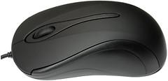 HQ-Tech HQ-MJ1002 Black USB+PS/2
