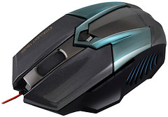 Crown CMXG-606 Black-Blue USB