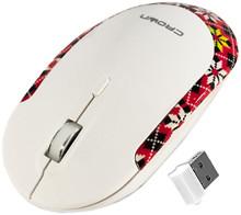 Crown CMM-932W Red USB