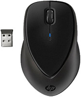 Фото HP Wireless Comfort Grip Black USB (H2L63AA)