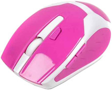 Фото Maxxter MR-317-R Pink-White USB