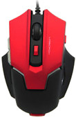 Фото Logicfox LF-GM 046 Black-Red USB