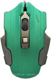 Фото Logicfox LF-GM 047 Black-Green USB