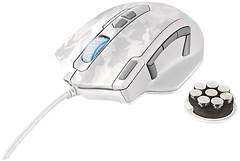 Trust GXT 155W White USB