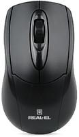 REAL-EL RM-207 Black USB