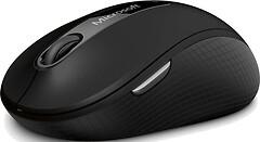 Microsoft Wireless Mobile Mouse 4000 Black USB (D5D-00133)
