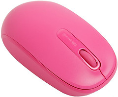 Фото Microsoft Wireless Mobile Mouse 1850 Magenta USB (U7Z-00065)