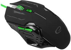 Esperanza MX403 Apache Black-Green USB (EGM403G)