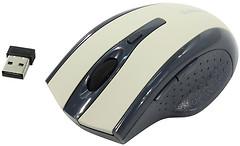 Фото Defender Accura MM-665 White-Grey USB (52666)