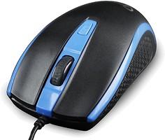 Gembird MUS-104-B Black-Blue USB